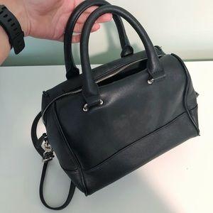Urban Outfitters Black Crossbody Handle Bag